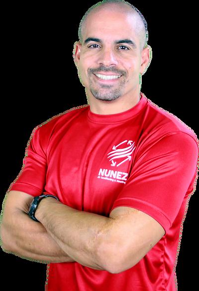 Nunez air conditionin & heaing owner