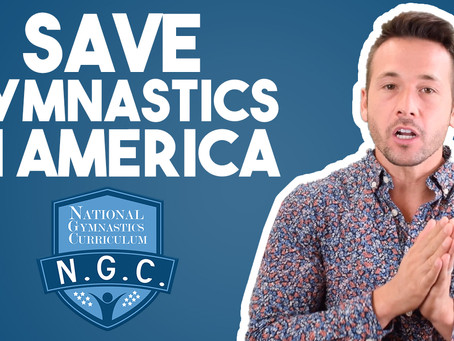 10 Initiatives to Save Gymnastics in America