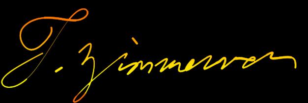 John Zimmerman signature