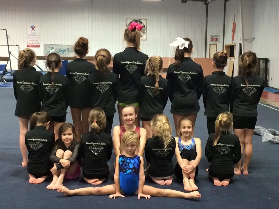 Diamond Competition Team