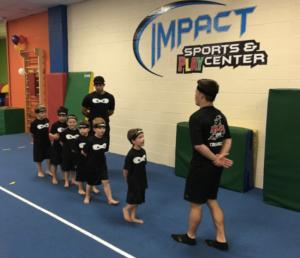 Impact Sports Center 1