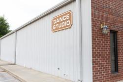 wesmark dance studio sidewall