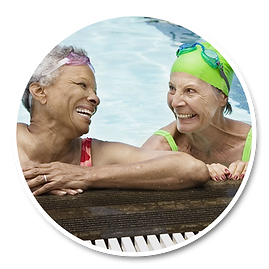 Senior Swimming Classes Senior Citizen Swimming lessons Silver Swimming lessnons