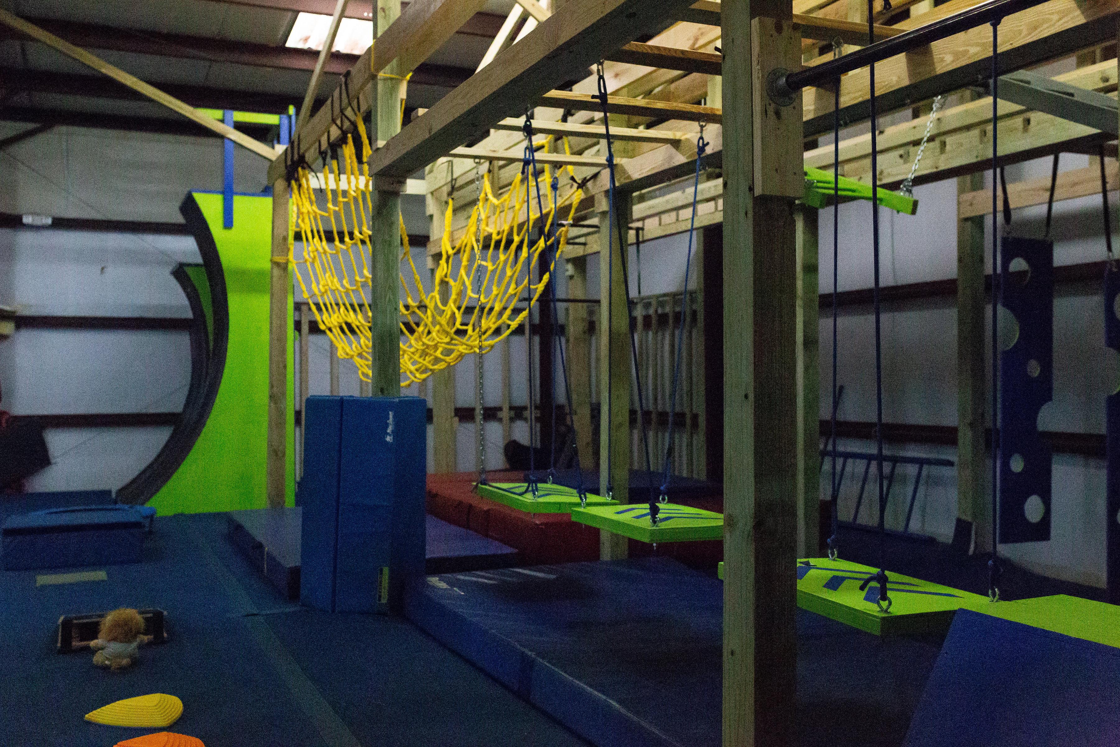 Ninja Warriors Gym