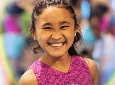 Gymnastics:  What's the difference between Excel and the Junior Olympic (JO) Program