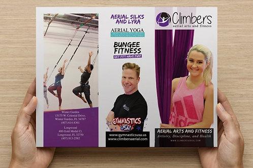 Climbers Co-Branded Brochure