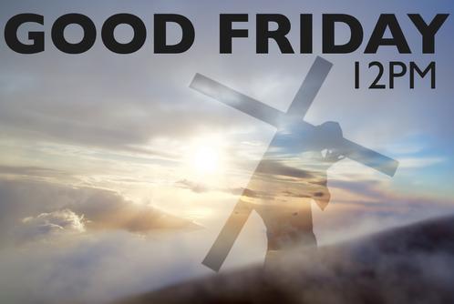Good Friday Homily - Forsakenness