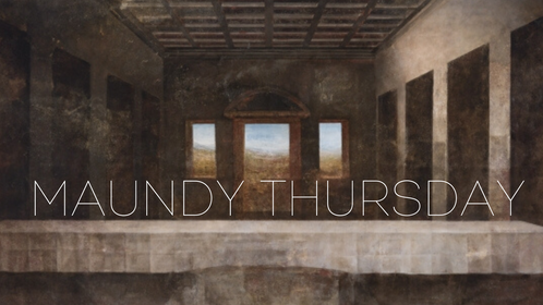 Maundy Thursday Meditation on Wine