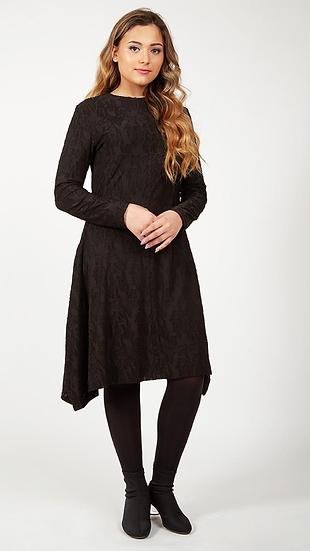 Static Asym Lace Dress
