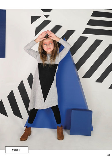 Teela ALLY Triangle Dress