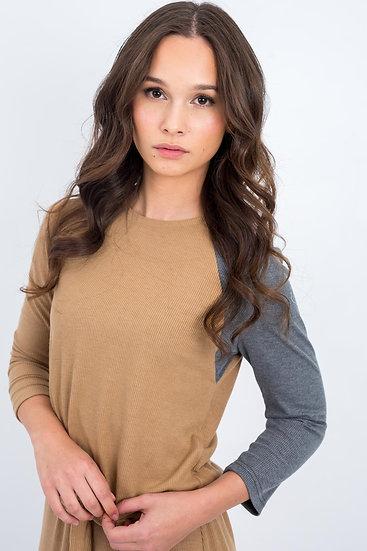 Tweed Dannie Tee