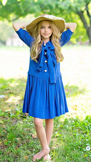 Kate Bow Dress
