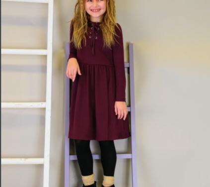 Teela Basic Rib Dress