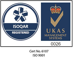 ISO 9001 Cert No.6107