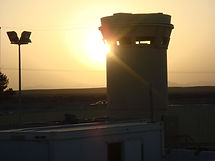 ISAF Entry Control Tower