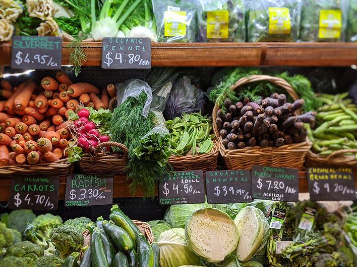 Eumarrah Natural & Organic Fresh Produce