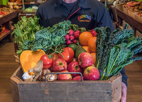 Eumarrah Organic Natural Food Tasmania