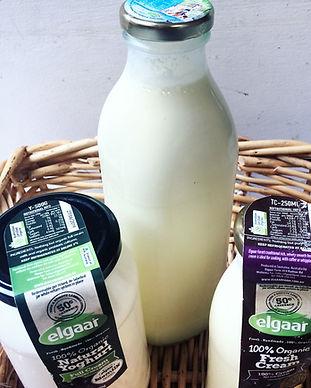 Eumarrah Natural & Organic Food Tasmania Dairy Grocery Shopping