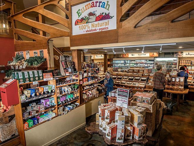 Eumarrah Natural & Organic Food Hobart Tasmania