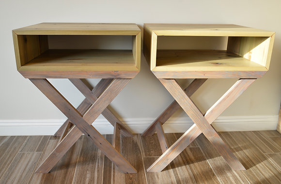 The Simple Bedstand