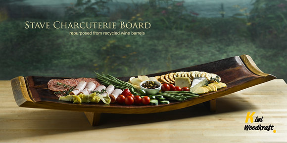 The Stave Tray