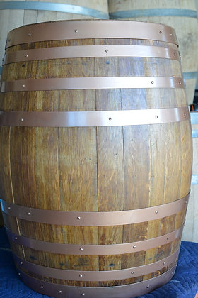 The Re-finished, Reclaimed Oak Wine Barrel