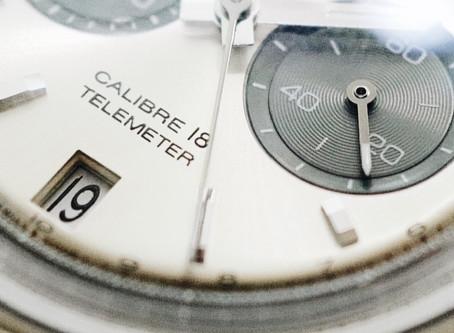 Case of Telemeter - Tag Heuer Carrera ref. car221a