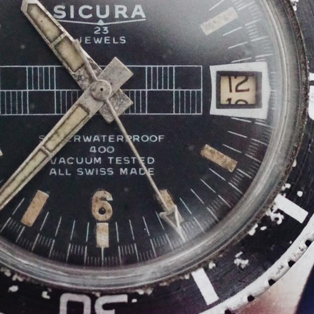 Vintage Sicura