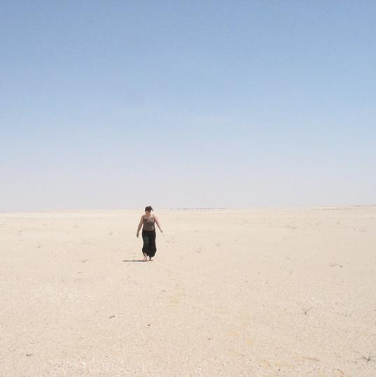 Marie vs the Desert