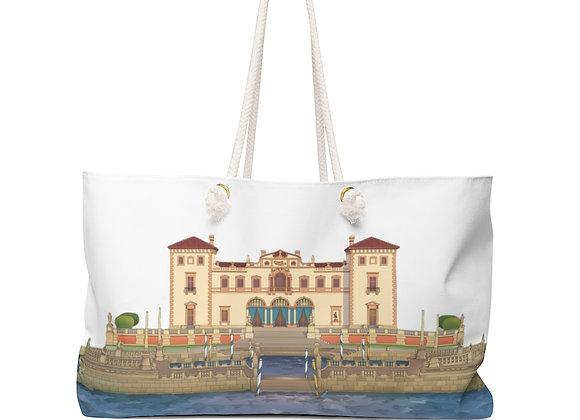 Weekender Bag - Vizcaya Mansion