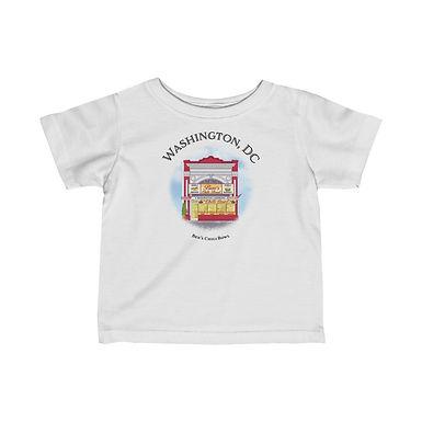 Ben's Chili Bowl Infant Tee