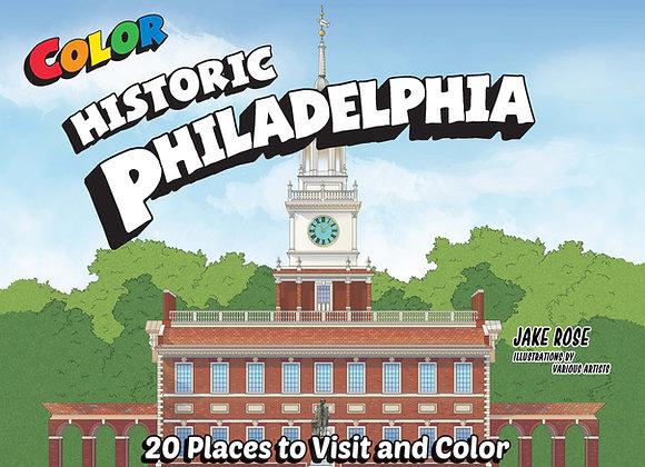 Color Historic Philadelphia
