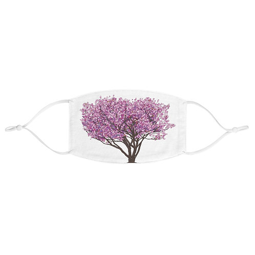 """Face Mask - """"Cherry Blossom"""" by Color Our Town"""