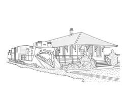 Greenport Railroad Museum