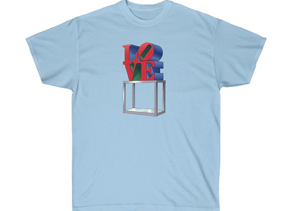 LOVE - Unisex Cotton Tee