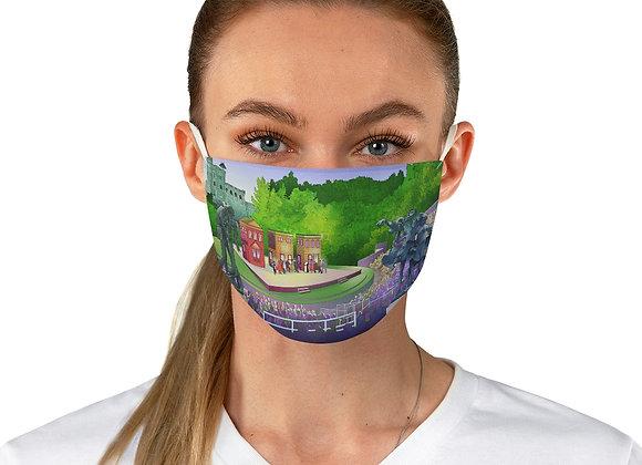 Delacorte Theater Fabric Face Mask
