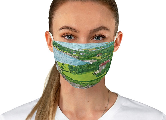 Cliff Walk Face Mask