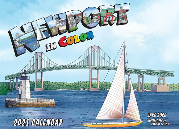 Newport In Color Calendar