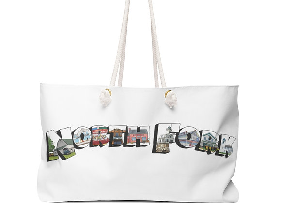 Weekender Bag - North Fork