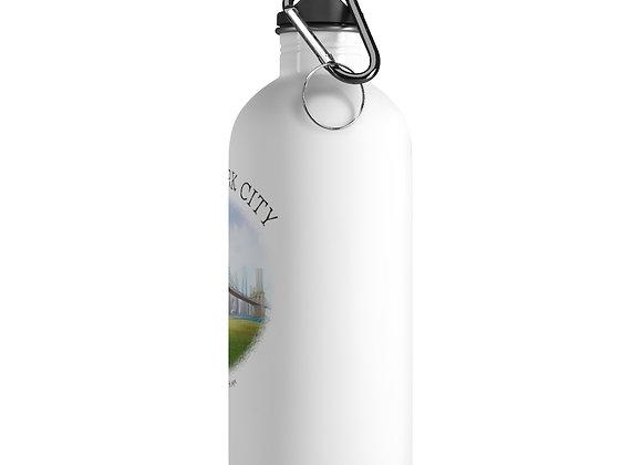 Brooklyn Bridge Water Bottle
