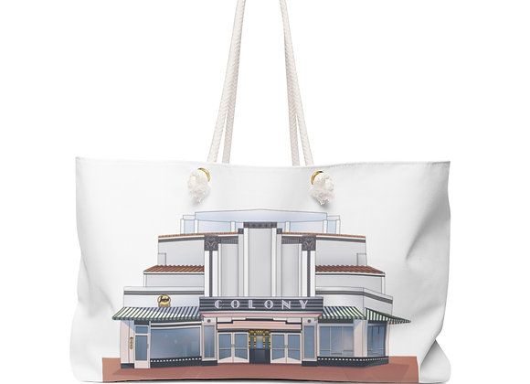 Weekender Bag - Colony Theater
