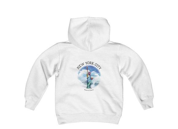 Statue of Liberty Youth Sweatshirt