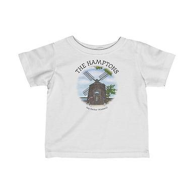 Sag Harbor Windmill Infant Tee