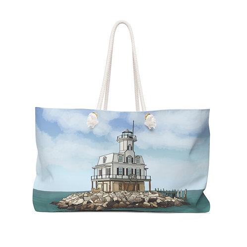 Weekender Bag - Bug Lighthouse