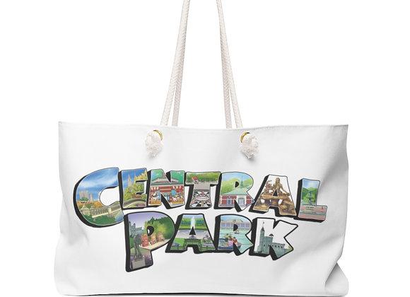Weekender Bag - Central Park