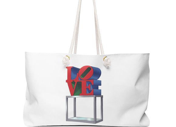 Weekender Bag - LOVE