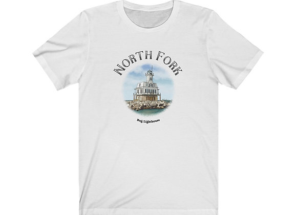 Bug Lighthouse - Unisex Short Sleeve Tee