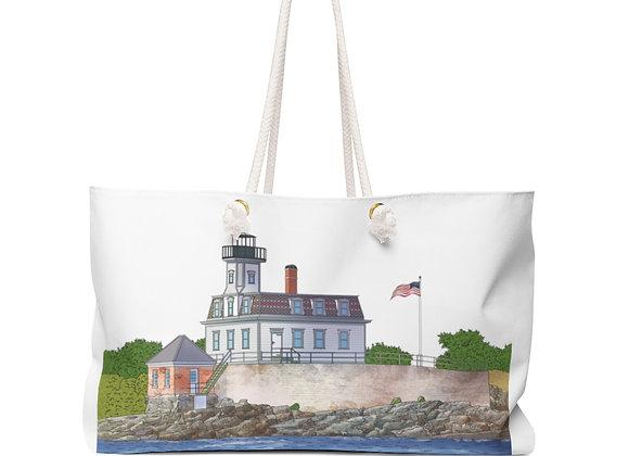 Weekender Bag - Rose Island