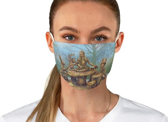 Alice in Wonderland Face Mask