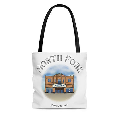 Suffolk Theater Tote